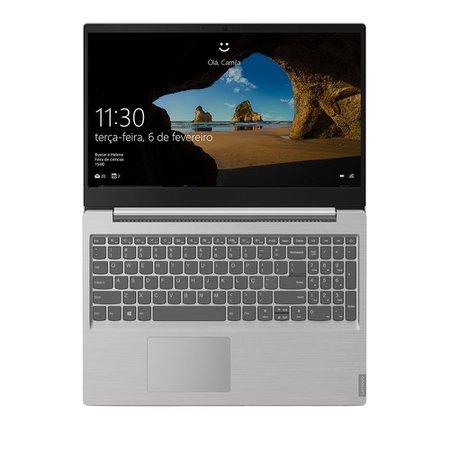 Notebook Lenovo Ideapad, 15.6'', Intel i5 Quad Core, 1TB, Prata - S145-15IIL