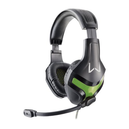 Fone de Ouvido Headset Gamer Warrior Harve Multilaser, 150mW, Microfone - PH298