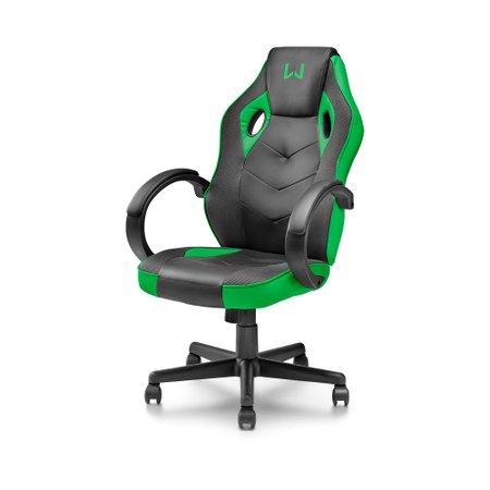 Cadeira Gamer Warrior com Regulagem de Altura Multilaser - GA160