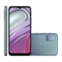 Smartphone Motorola Moto G20, Quad Câmera, 64GB, 4G, Azul - XT2128