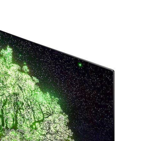 Smart TV OLED 55'' LG, 3 HDMI, 2 USB, Wi-Fi, ThinQ AI, Smart Magic - OLED55A1