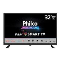 Smart TV LED HD 32'' Philco, 4 HDMI, 2 USB, Wi-Fi - PTV32D10N5SKH